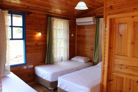 Lissiya Hotel : Oda içi görüntü