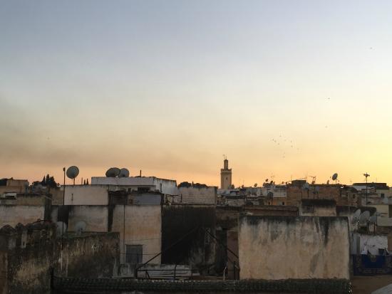 رياض تايبا: Vistas desde lo alto del Riad