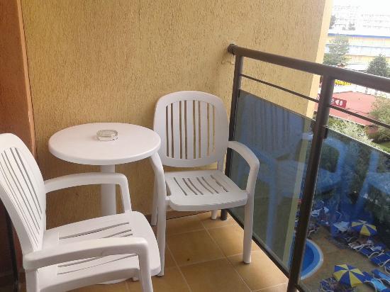 smartline Meridian: Balcony