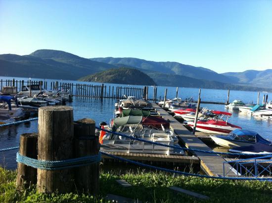 Shuswap Marina : Great Views