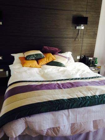 Ferryhill House Hotel: Room