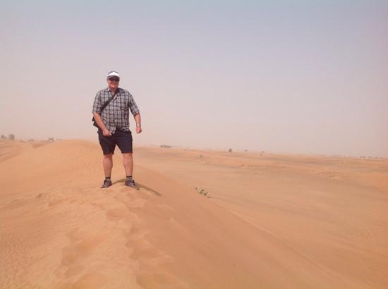 Arabian Adventures: before the fun begins