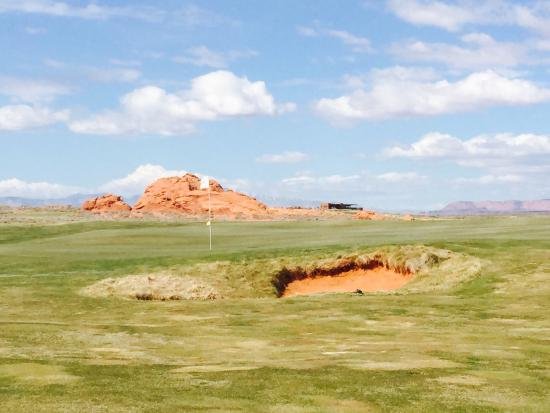 Sand Hollow Golf Course: Desert style links