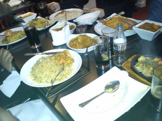 Bay of Bengal: fine food