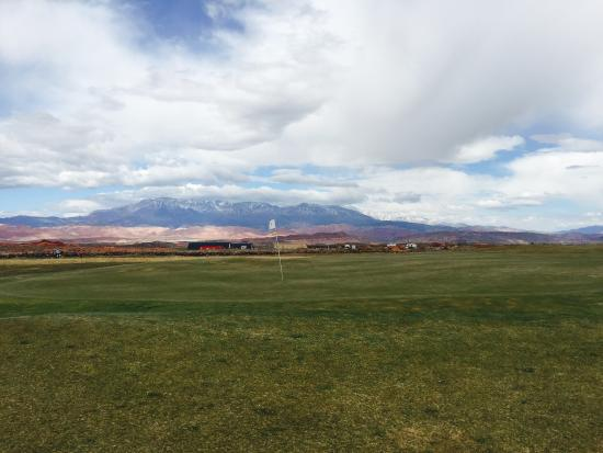 Sand Hollow Golf Course: It was beautiful