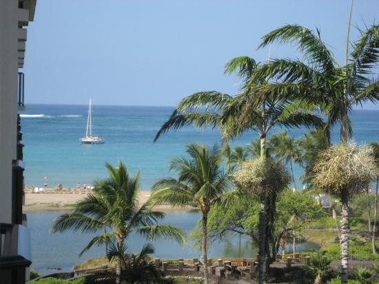 Waikoloa Beach Marriott Resort Spa Ocean View Using Telescopic Lens