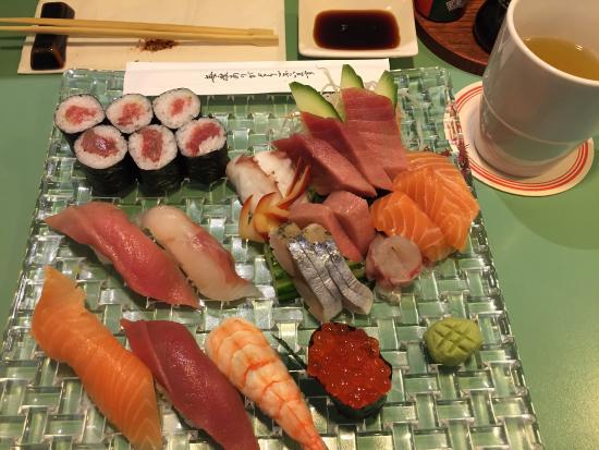 Sushi restaurant düsseldorf