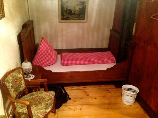 Alsfeld, Germania: wygodne łóżko