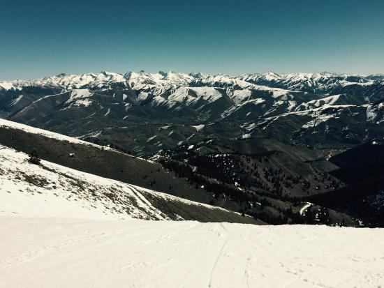 Bald Mountain: Low snow season