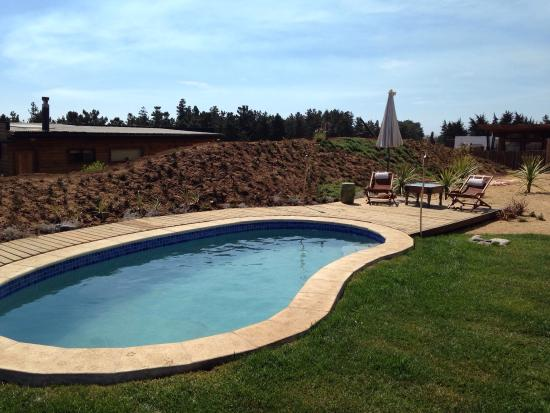 Cuarzo Lodge: Piscina