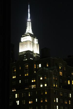 Seton Hotel: Empire State Building