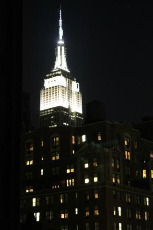 سيتون هوتل: Empire State Building