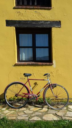 L'Espantayu: Bici
