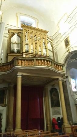 Caccamo, Italy: Chiesa SS. Annunziata