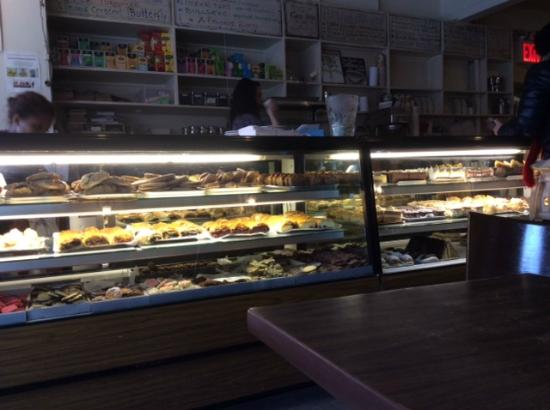 Hungarian Pastry Shop: Counter
