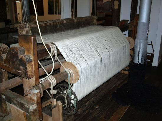 Farfield Mill: Loom
