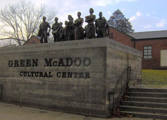 Green McAdoo Cultural Center: Green McAdoo Center