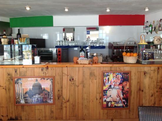 Il Bucaniere Playa de Palma: Il Tricolore al Bucaniere