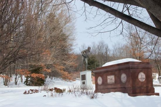 Jim Thorpe Memorial: Memorial Jim Thorpe