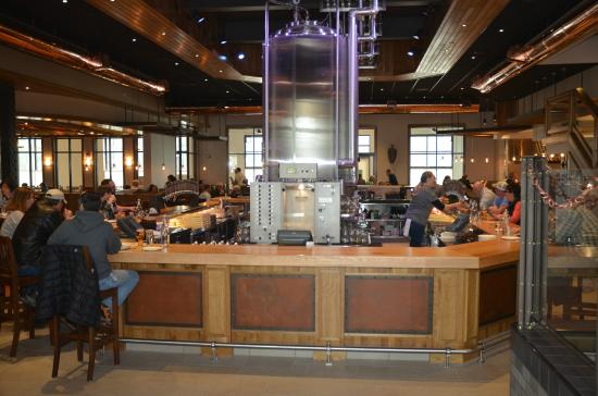 good food and beer await picture of sierra nevada brewery mills rh tripadvisor com
