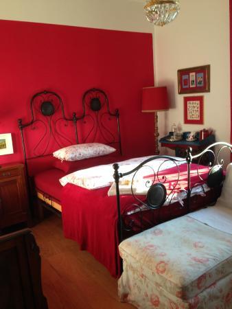 B&B Atmosfera di Stagione: Schlafzimmer