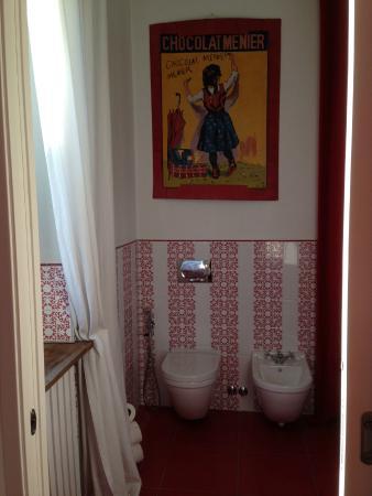 B&B Atmosfera di Stagione: Badezimmer