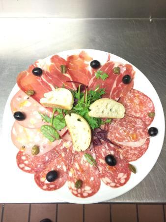 Figaro's Restaurant: Antipasta