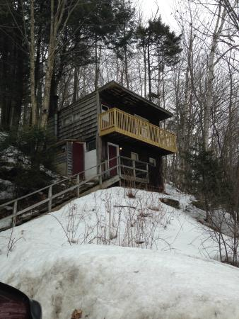 Turn of River Lodge: TRL Cabin (Not Main Building)