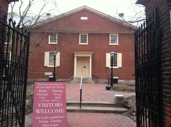 The Top 10 Things to Do Near Wyndham Philadelphia Historic ... Quaker Meeting House