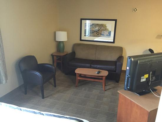 Extended Stay America - Tampa - Airport - Memorial Hwy.: Deluxe Queen Room