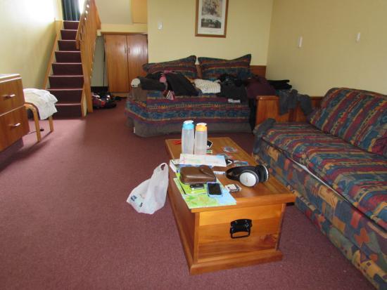Turangi Leisure Lodge : The Lounge
