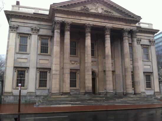 First Bank of the US - Picture of First Bank of the United States ...