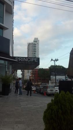 Hotel Principe & Suites: Hotel