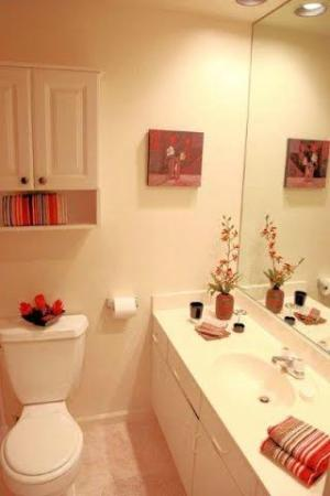 Villa Murialdo: 2nd Bathroom