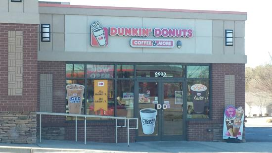Photo of Coffee Shop Dunkin' Donuts at 2907 N Main St, Anderson, SC 29621, United States