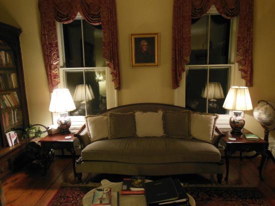 Salisbury Mills, นิวยอร์ก: Sitting Room