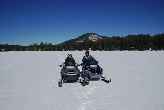 C&C Snowmobile Tours