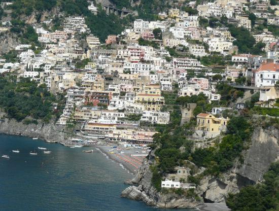 L'Altra Costiera: Amalfi vista desde lo alto