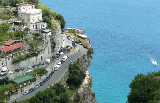 L'Altra Costiera : recorriendo la costa Amalfitana