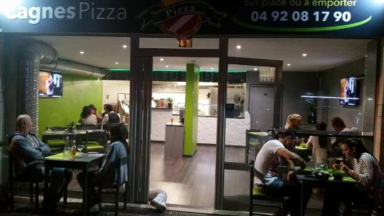 Cagnes pizza