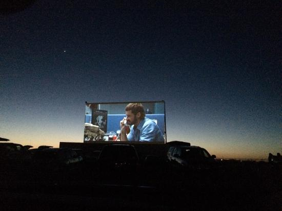 Midland, TX: Big Sky Drive-In Theatre