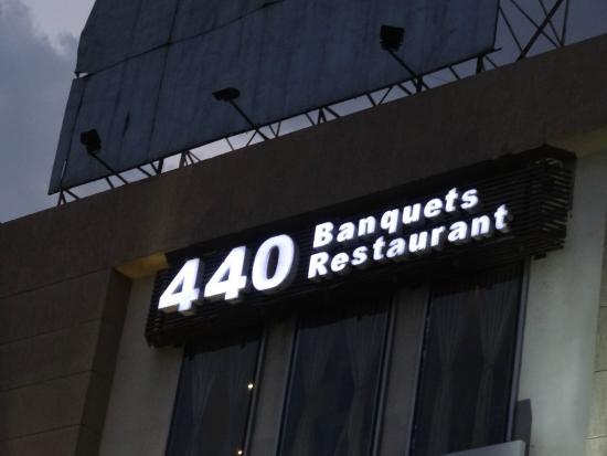 440 Restaurant: Restaurant