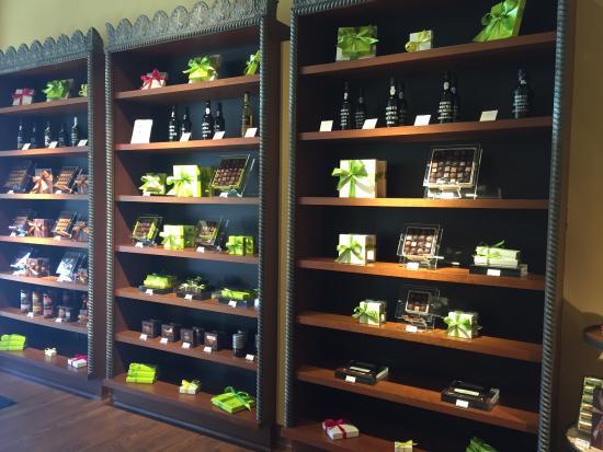 Fran's Chocolates: So hard to decide!