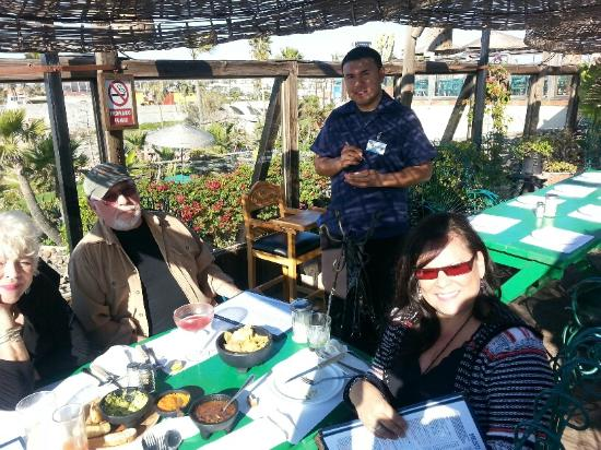 Los Pelicanos Restaurant Bar Rosarito Mexico