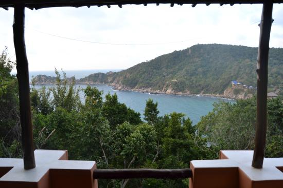Baan Talay Koh Tao: Views from the room