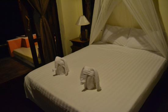 Baan Talay Koh Tao: Very stylish and comfortable rooms