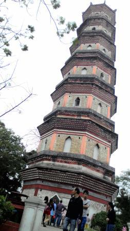 Sizhou Tower of Huizhou: Tower
