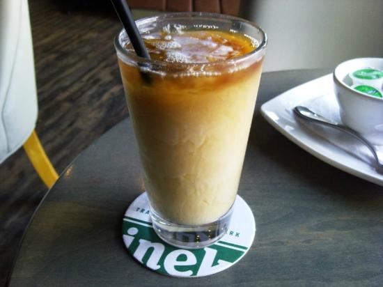 Sammy J's Grill & Bar: custom order ( iced coffee)