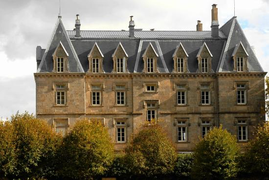 Chateau des Faugs