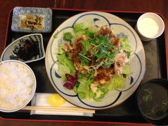 Dondoko yu: 540円ランチ